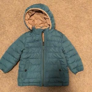Puffy jacket excellent condition no flaws